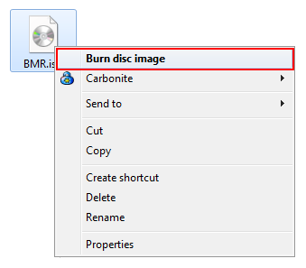 how to open a iso file without burning it